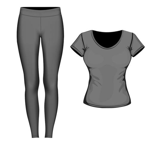 Damen Arbeitskleidung