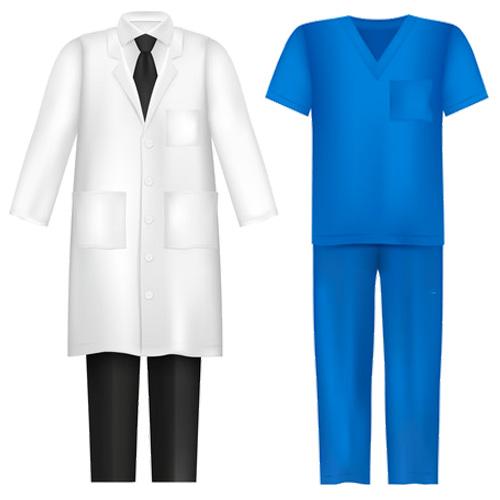 Berufskleidung Medizin