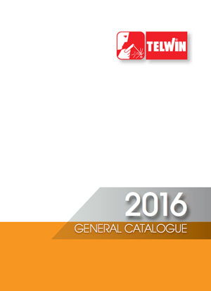 Saldatrice inverter: catalogo Telwin 2016