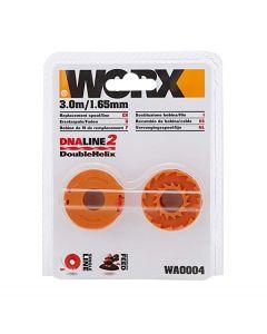 Worx WA0004.1 Spulen aus Nylonfaden für Kantenschneider