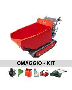 AMA Dumper TAG500ND Motorschubkarre 500 kg