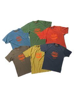 Dike Tidy Arbeits T-shirt